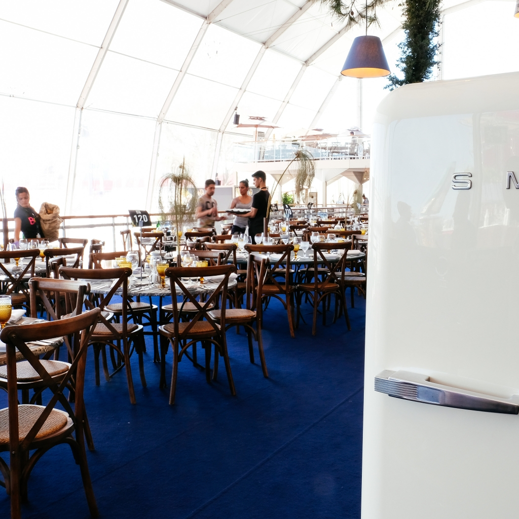 SMEG NO ESTORIL OPEN
